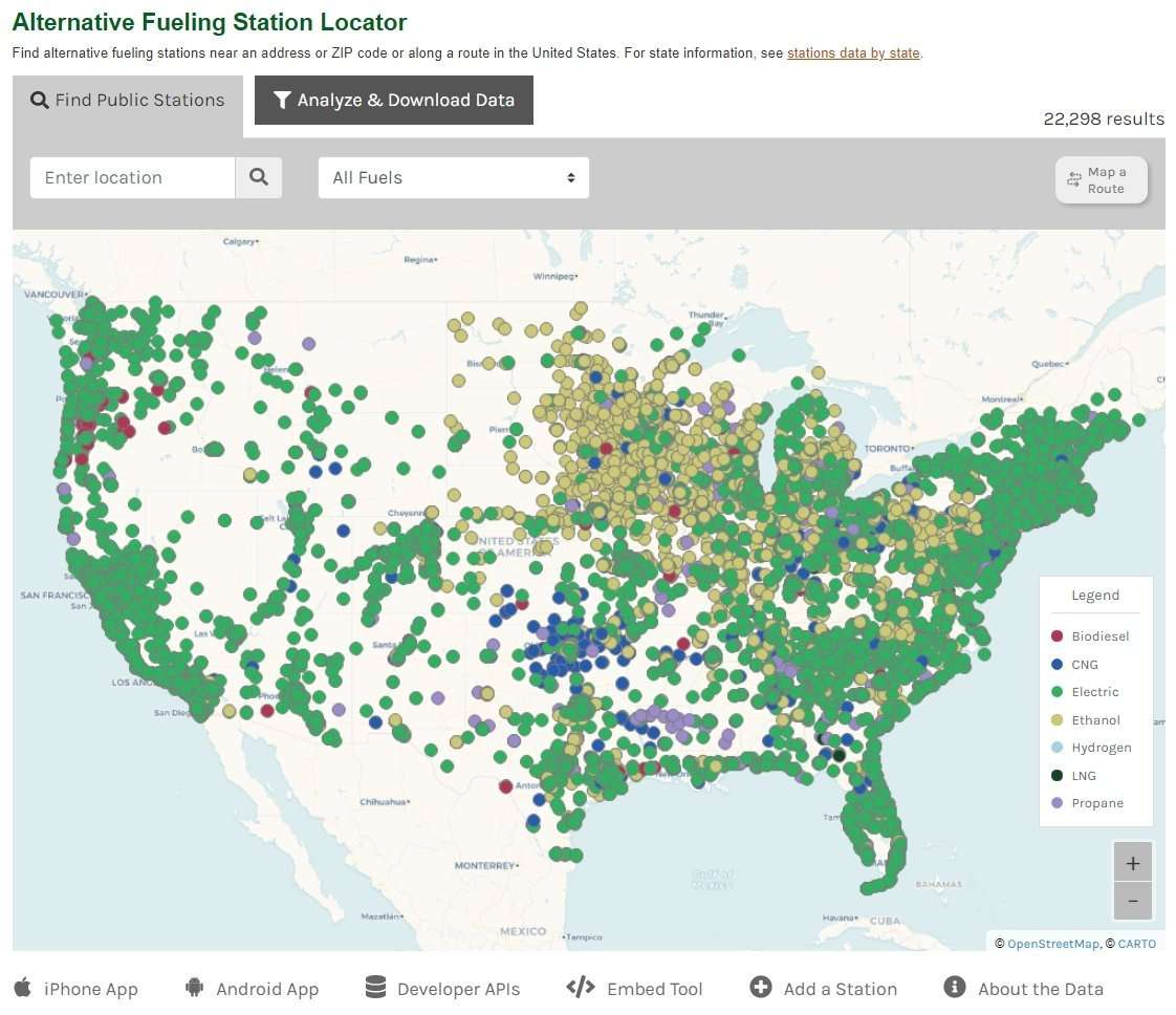 Cng Stations Utah Map.Primary Or Secondary Understanding Propane Stations In The Doe S