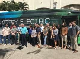 Hawaii mayors behind ProTerra bus