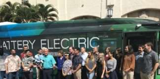 Hawaii mayors behind ProTerra bus