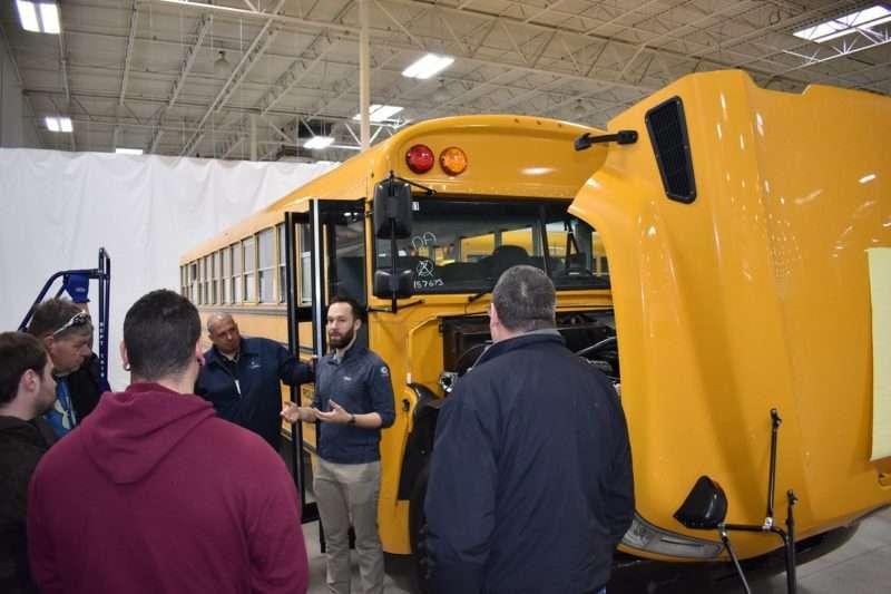 four myths about  u0026quot clean u0026quot  diesel school buses