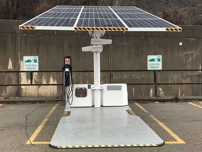 Mobile, EV charger