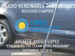 Colorado Renewable Energy Society--Boulder Chapter