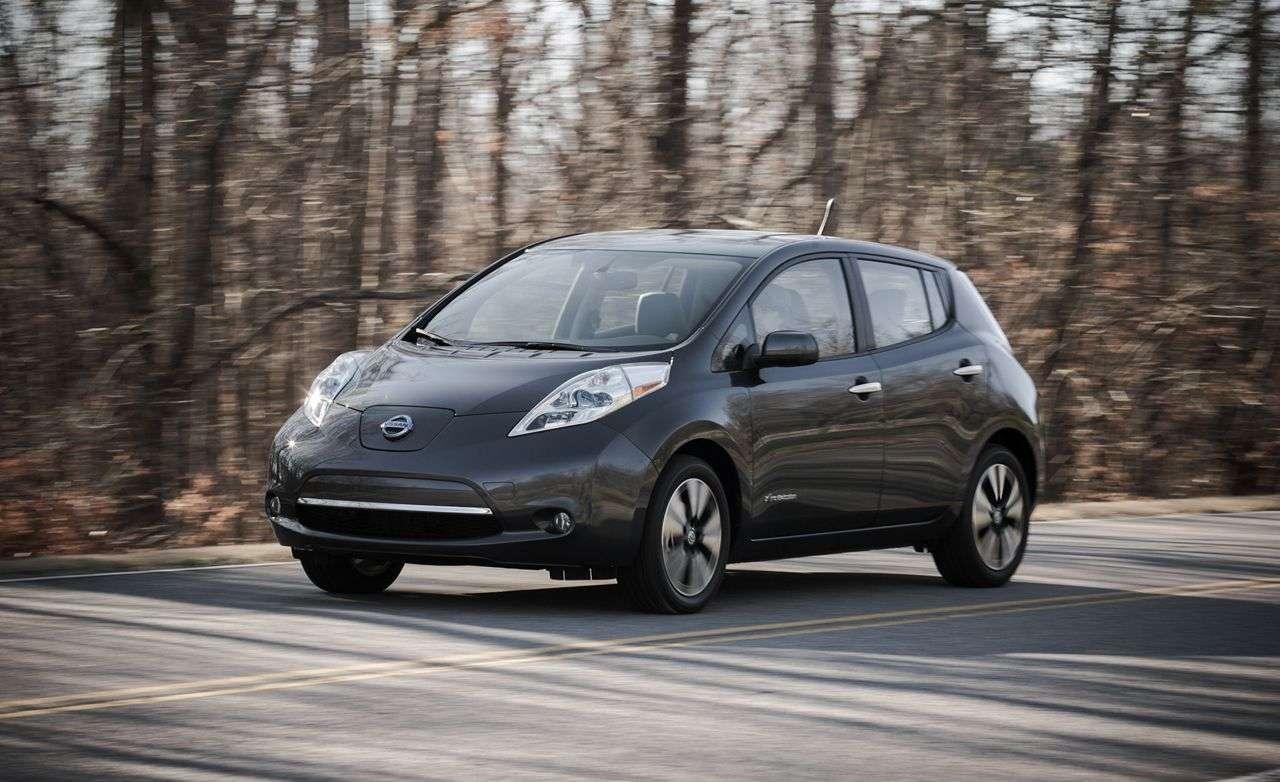 Review Nissan Leaf Ev 2013 Model Fuels Fix