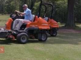 Golf Trail Electrification effort
