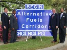 Alternative Fuel Corridor Signage