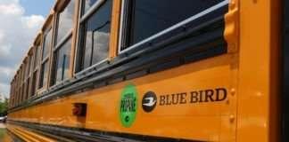 propane buses