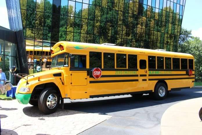 school bus grant