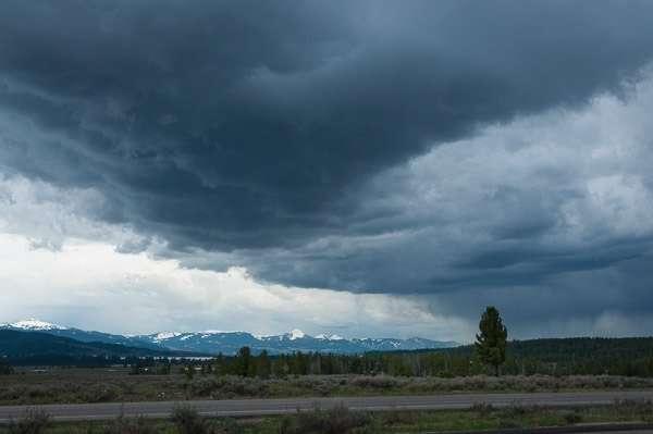 susan's apocalypse clouds on road trip