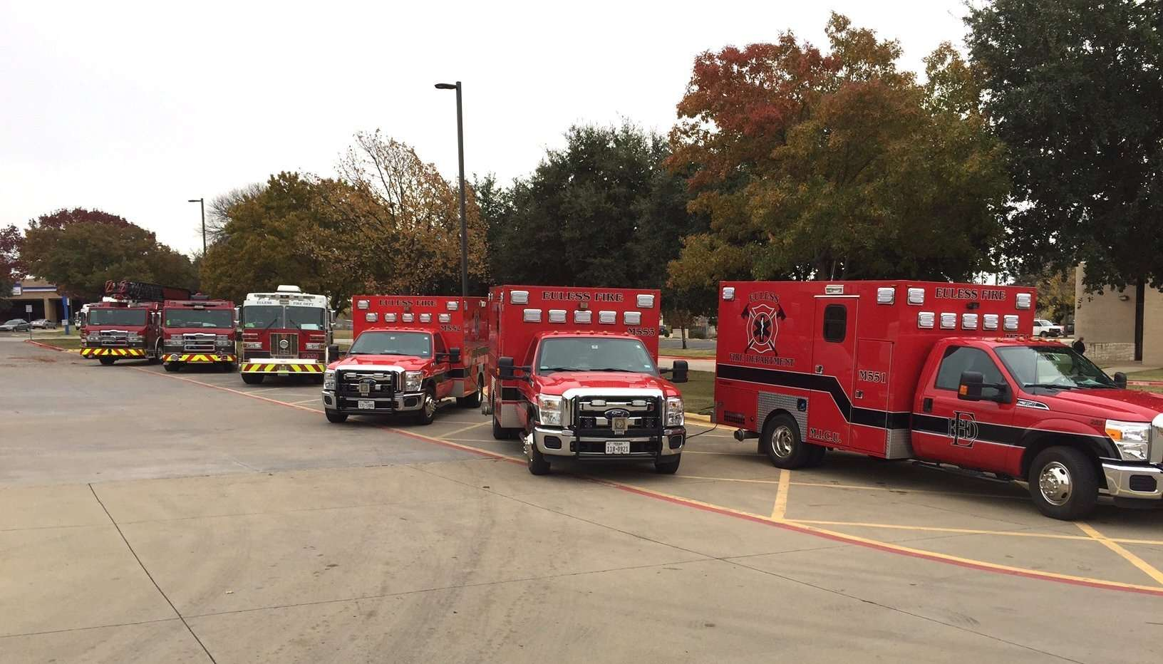 Euless Ambulances