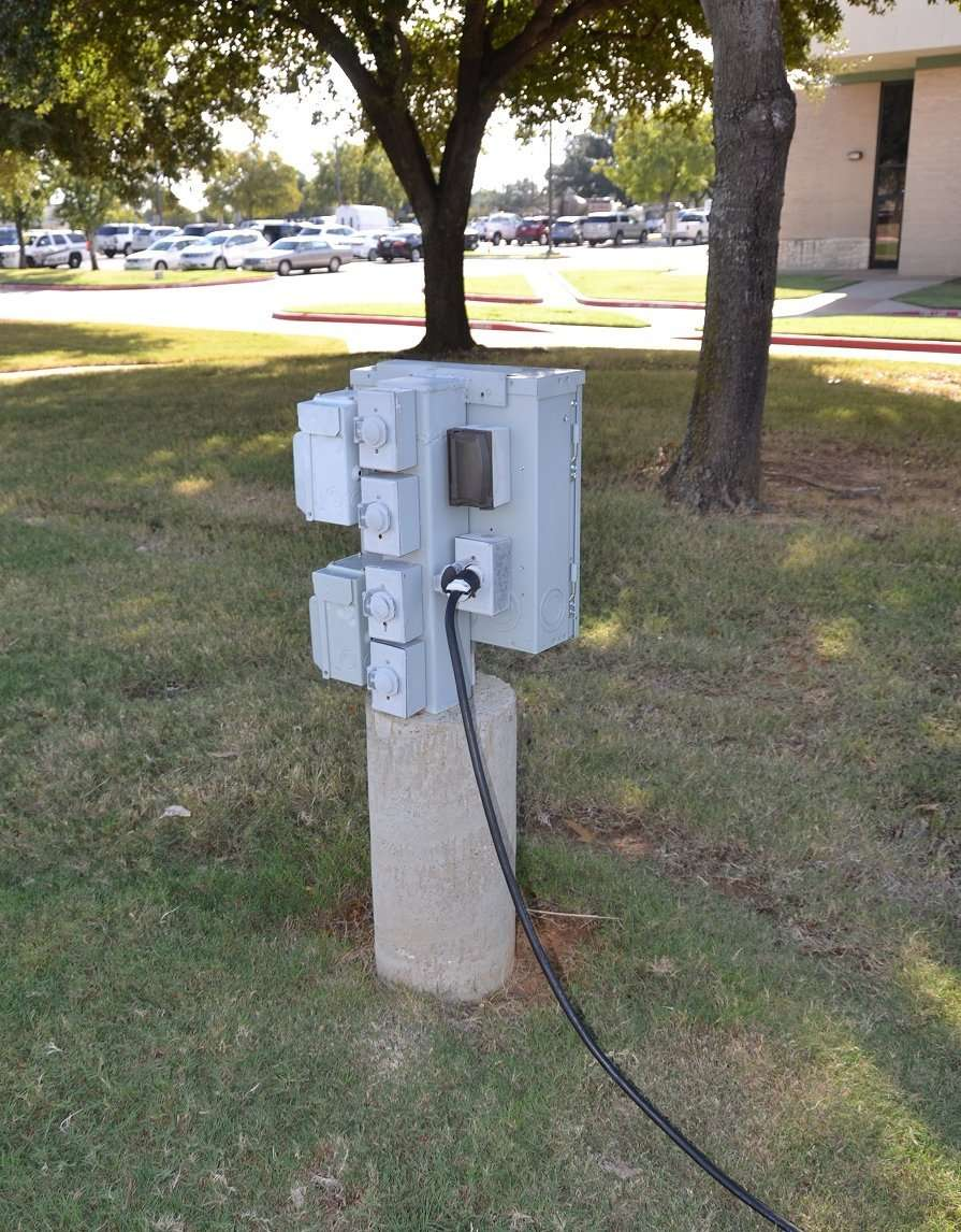 Euless plug-in equipment