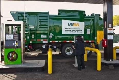 WM fast fill CNG station