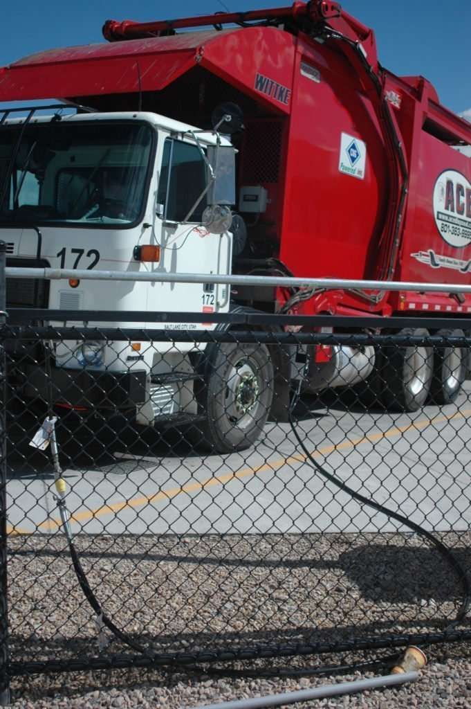 CNG refueling