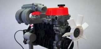 Engineering Explained Image of Engine