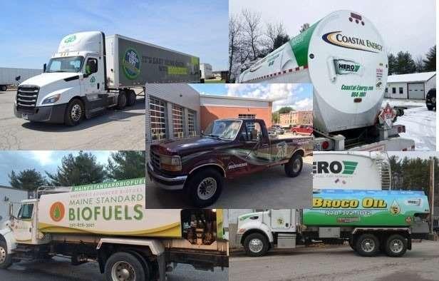 biodiesel vehicle wrap program