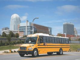 propane autogas school bus