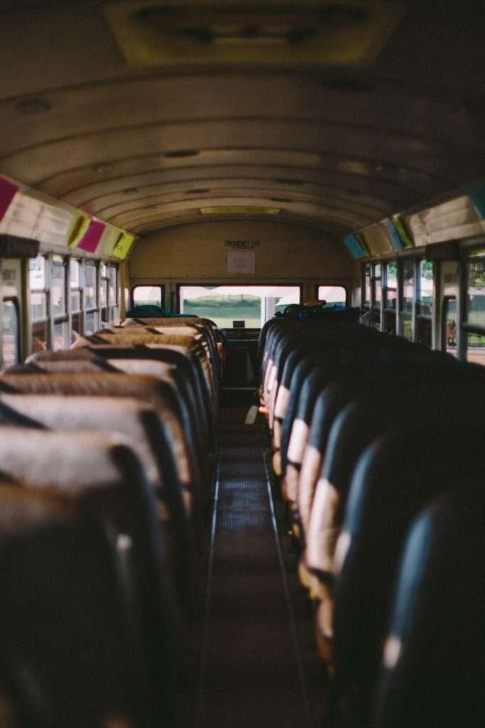 benefits of propane autogas inside bus