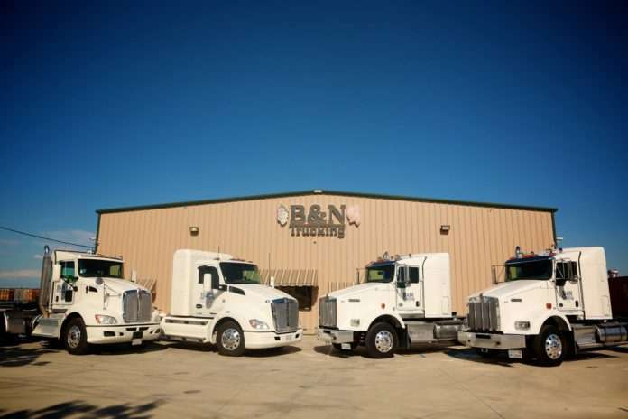B&N trucking