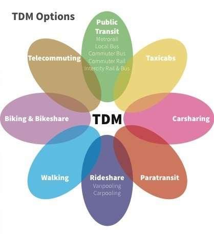 transportation demand management options