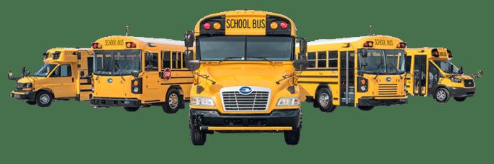 propane school buses